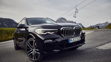 """Vén màn phiên bản chỉ """"ngốn"""" 1,2 lít xăng cho 100 km của SUV sang BMW X5 2020"""