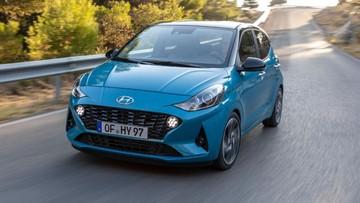 Hyundai i10 thế hệ mới ra mắt, thiết kế khác biệt so với Grand i10 2019