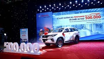 """Hết """"tháng cô hồn"""", Toyota Việt Nam tung khuyến mãi cho bộ ba Corolla Altis, Fortuner và Innova"""