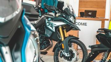 """Xế phượt đa năng BMW F850 GS chính thức có mặt tại Hà Nội cùng mức giá """"khủng"""""""
