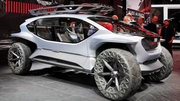 "AI:TRAIL Quattro - Mẫu concept off-road thuộc ""đẳng cấp khác"" của Audi"