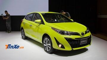 Toyota Yaris bất ngờ nhận ưu đãi sâu từ phía đại lý