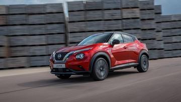 Nissan Juke 2020 chính thức lộ diện với không gian rộng rãi hơn