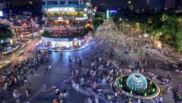 Thành phố Hà Nội sẽ cấm phương tiện hoạt động quanh hồ Gươm trong 1 tháng?