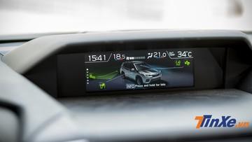 Thử nghiệm công nghệ an toàn chủ động EyeSight trên Subaru Forester 2019