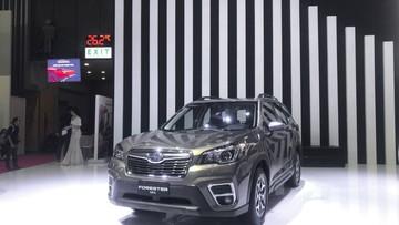 Triển lãm VMS 2019: Subaru giới thiệu xe thể thao Subaru BRZ và SUV Forester 2019