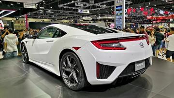 Cập nhật mọi xe mới trong triển lãm Thailand International Motor Expo 2019