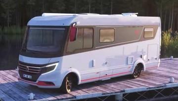iSmove - Chiếc motorhome sang trọng biết biến hình thông minh, trang bị cực tiện nghi với giá 2,48 tỷ đồng