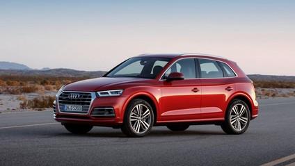 Đánh giá xe Audi Q5 2017: Kiểu dáng sang trọng