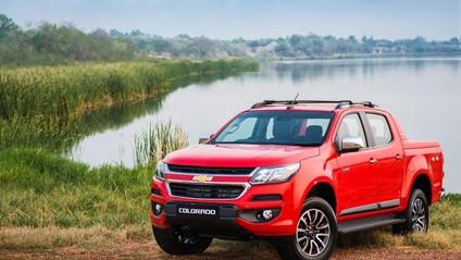 Đánh giá xe Chevrolet Colorado 2017: Cái gai trong 'mắt' Ford Ranger