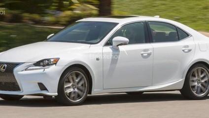 Đánh giá xe Lexus IS 2016: Sedan hạng sang cỡ nhỏ thể thao, đa phong cách
