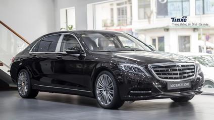 """Đánh giá nhanh nội thất Mercedes-Maybach S500 - Trải nghiệm """"nhà giàu"""""""