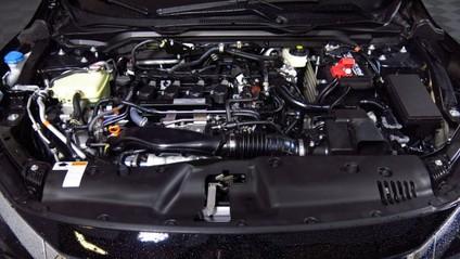 Động cơ của Honda Civic 2017