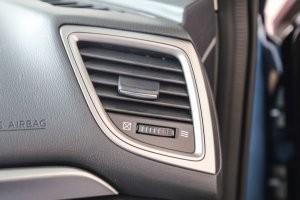 Trang bị hốc gió trên Mazda 3 2017
