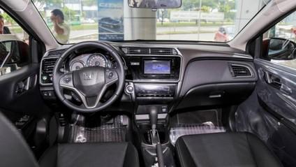 cabin của Honda City 2017 và Toyota Vios 2017
