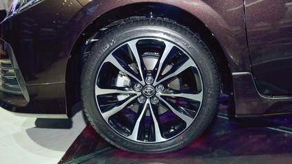 mâm xe Toyota Corolla Altis 2017