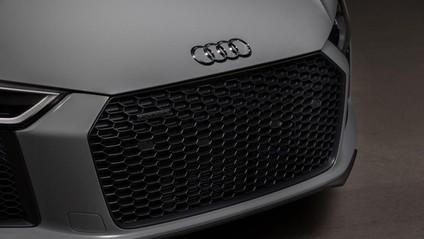 lưới tản nhiệt của Audi R8 2017