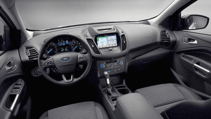 Ford Escape 2018 2