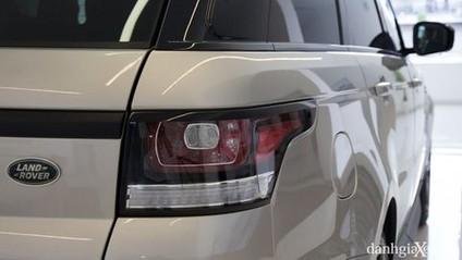 Đánh giá xe Land Rover Range Rover Sport 2017