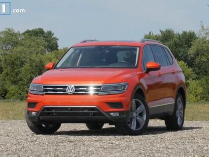 Đánh giá Volkswagen Tiguan 2018: Khắc phục những khuyết điểm của phiên bản cũ