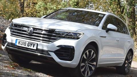 Đánh giá Volkswagen Touareg 2019 bản châu Âu: SUV 5 chỗ cực công nghệ và tiện nghi