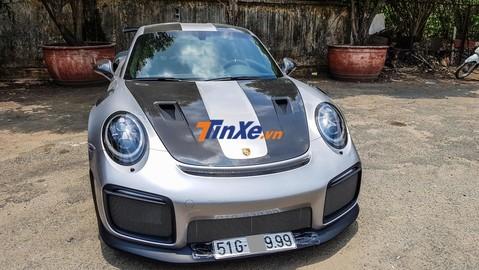 Đánh giá Porsche 911 GT2 RS Weisach độc nhất Việt Nam: Chủ chi thêm 3 tỷ đồng để có gói độ Weisach