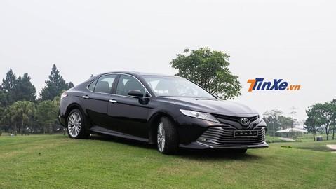 Cảm nhận nhanh Toyota Camry 2019 bản 2.5Q: lựa chọn hợp lý trong tầm giá