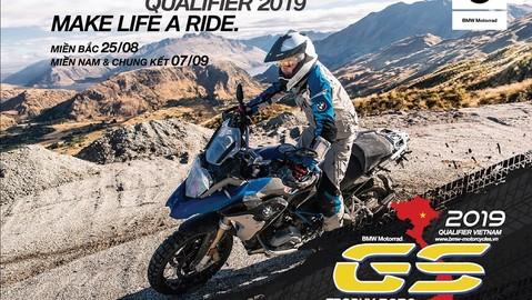 GS Trophy 2019: Cuộc thi điều khiển xe BMW GS hàng đầu thế giới đến với Việt Nam