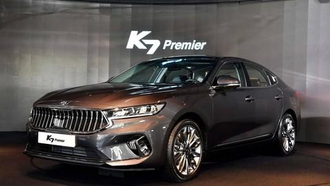 Đánh giá nhanh Kia K7 2019: Sedan Hàn Quốc nhưng thiết kế châu Âu