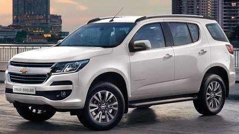 Chevrolet Trailblazer: Giá Trailblazer 2020 mới nhất tháng 2/2020