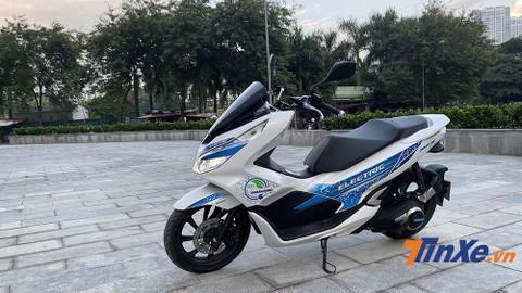 Đánh giá nhanh xe Honda PCX Electric: Vận hành thú vị, trải nghiệm êm ái