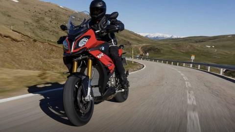 BMW S1000XR 2020 sẽ được trang bị động cơ hoàn toàn mới