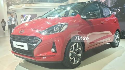 Hyundai Grand i10 Turbo 2020 trình làng với động cơ tăng áp, mạnh 100 mã lực