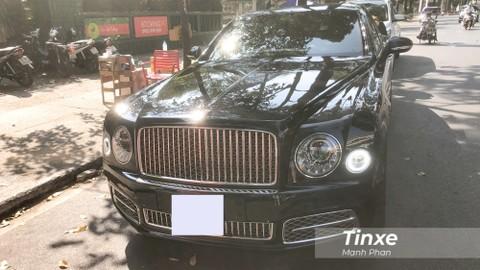 Đánh giá nhanh Bentley Mulsanne W.O. Edition độc nhất Việt Nam - Xe siêu sang chỉ dành cho người sành