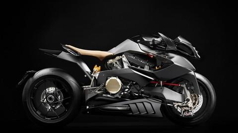 """Choáng ngợp với Ducati 1299 Panigale """"độ"""" đẹp không tưởng mang tên Vyrus Alyen"""