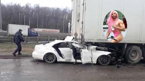 Nam blogger nổi tiếng với những bức ảnh giả gái tử vong trong vụ tai nạn ở tốc độ lên đến 160 km/h