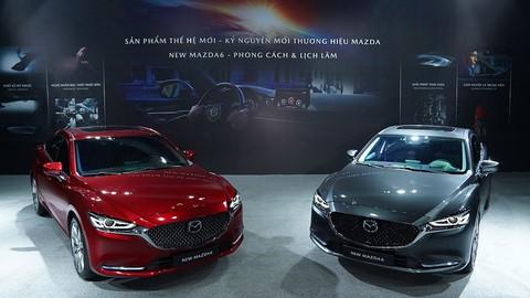 Mazda 6 2.0L Luxury