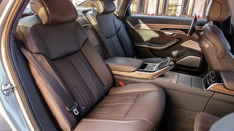 Audi A8 L 55 TFSI