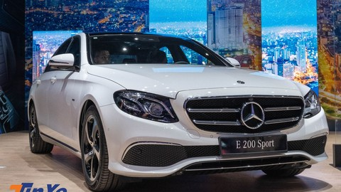 Mercedes-Benz E 200 Sport 2019