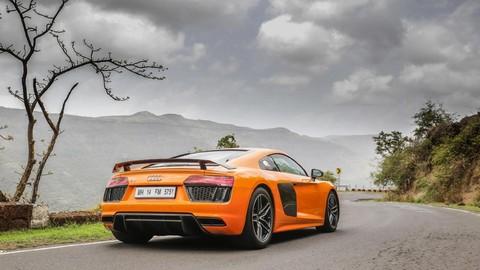 Audi R8 2020 Coupe V10