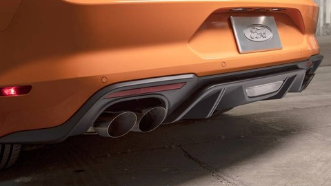 Ford Mustang Ecoboost Fastback 2020