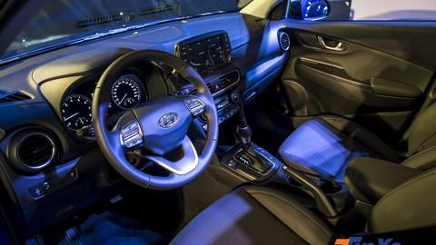 Hyundai Kona 1.6L Turbo