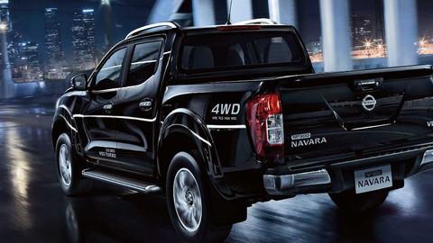 Nissan Navara 2.5 AT 4WD VL A-IVI