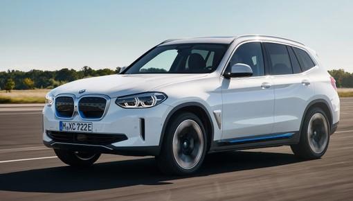 SUV hạng sang BMW iX3 2022 rục rịch ra mắt Đông Nam Á với giá từ 2,48 tỷ đồng