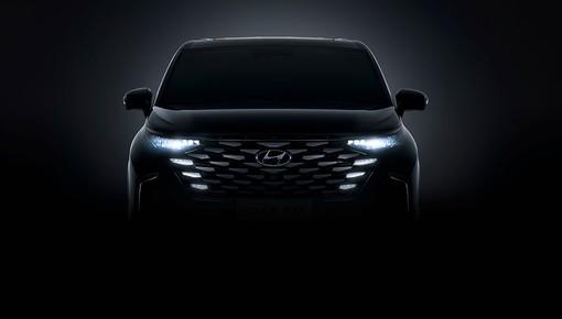 Hyundai Custo 2021 rục rịch ra mắt, cạnh tranh Kia Sedona và Honda Odyssey