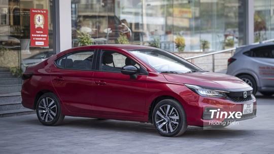 Đánh giá Honda City 2021: Vẹn nguyên cảm giác lái phấn khích