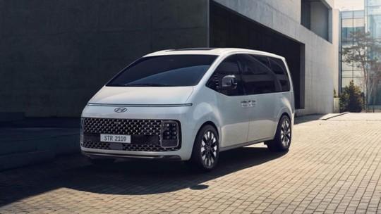 MPV cỡ lớn Hyundai Staria 2021 chính thức ra mắt, thiết kế táo bạo, nhắm đến thị trường Đông Nam Á