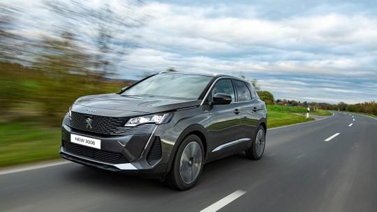 Chênh nhau 100 triệu đồng, hai phiên bản của Peugeot 3008 2021 có gì khác biệt?