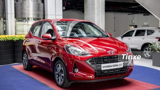 """Đánh giá Hyundai Grand i10 2021 - """"Cái tôi mới"""" cao giá"""
