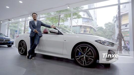 Đánh giá nhanh BMW 430i M Sport mới ra mắt Việt Nam: Thể thao và thời trang song hành